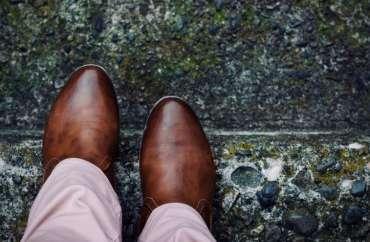 Jei jūsų batai sušlapo